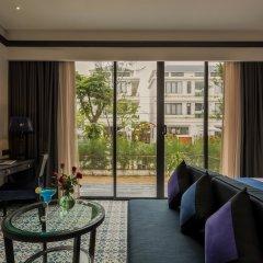 Отель Sol An Bang Beach Resort & Spa комната для гостей фото 3