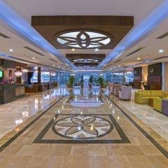 Side Lilyum Hotel & Spa Турция, Сиде - отзывы, цены и фото номеров - забронировать отель Side Lilyum Hotel & Spa онлайн интерьер отеля фото 3