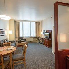 Отель Le Square Phillips Hotel And Suites Канада, Монреаль - отзывы, цены и фото номеров - забронировать отель Le Square Phillips Hotel And Suites онлайн комната для гостей фото 5