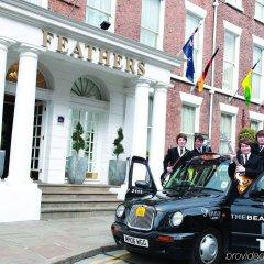 Отель Hallmark Inn Liverpool Великобритания, Ливерпуль - отзывы, цены и фото номеров - забронировать отель Hallmark Inn Liverpool онлайн городской автобус