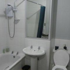 Апартаменты Oxford Street Apartments ванная