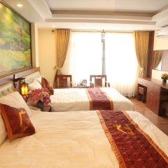 Отель Son Ha Sapa Hotel Plus Вьетнам, Шапа - отзывы, цены и фото номеров - забронировать отель Son Ha Sapa Hotel Plus онлайн комната для гостей фото 5