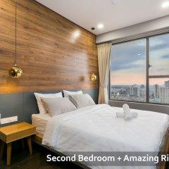 Апартаменты Henry Studio Luxury 2BR SWPool 17th комната для гостей фото 5