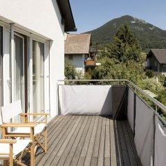 Отель Barrierfree Appartments Salzburg Австрия, Зальцбург - отзывы, цены и фото номеров - забронировать отель Barrierfree Appartments Salzburg онлайн балкон