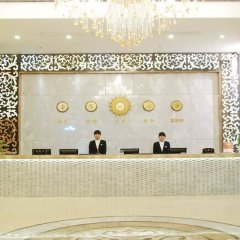 Success Hotel - Xiamen Сямынь интерьер отеля фото 2