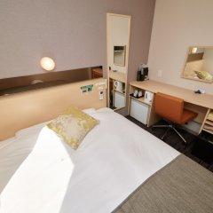 Отель Super Hotel Lohas Akasaka Япония, Токио - отзывы, цены и фото номеров - забронировать отель Super Hotel Lohas Akasaka онлайн комната для гостей фото 3