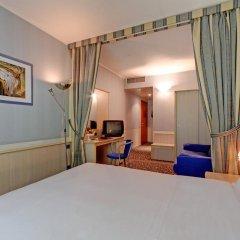 Отель CDH Hotel Villa Ducale Италия, Парма - 2 отзыва об отеле, цены и фото номеров - забронировать отель CDH Hotel Villa Ducale онлайн комната для гостей фото 4