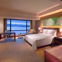 Отель Hyatt Regency Kinabalu Малайзия, Кота-Кинабалу - отзывы, цены и фото номеров - забронировать отель Hyatt Regency Kinabalu онлайн комната для гостей