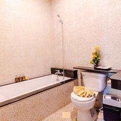 Отель Serene Boutique Garden Resorts ванная фото 2
