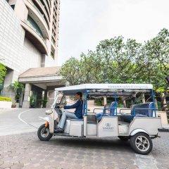 Отель Somerset Park Suanplu Bangkok городской автобус