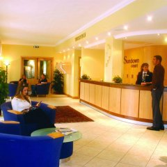 Отель Urban Valley Resort интерьер отеля