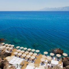 La Boutique Hotel Antalya-Adults Only Турция, Анталья - 10 отзывов об отеле, цены и фото номеров - забронировать отель La Boutique Hotel Antalya-Adults Only онлайн пляж фото 2