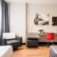 Отель ILUNION Barcelona удобства в номере фото 2