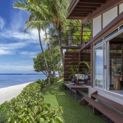 Отель Shangri-La's Fijian Resort & Spa пляж фото 2