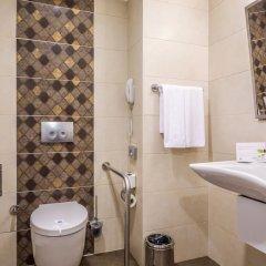 Villa Side Residence Турция, Сиде - 4 отзыва об отеле, цены и фото номеров - забронировать отель Villa Side Residence - All Inclusive онлайн ванная