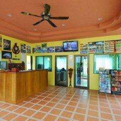 Отель Sunda Resort интерьер отеля