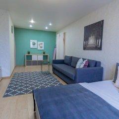 Апартаменты Kvartal Apartments on Volzhskaya Embankment 19 комната для гостей фото 5