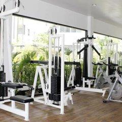 Отель Ramada by Wyndham Aonang Krabi фитнесс-зал фото 3
