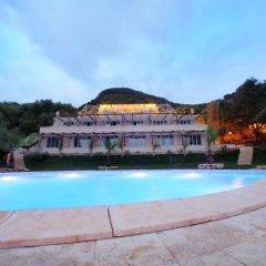 Отель CapoSperone Resort Пальми бассейн фото 3