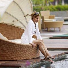 Отель InterContinental Hanoi Westlake бассейн фото 4