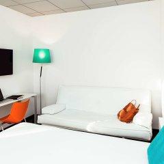 Отель ibis Styles A Coruña комната для гостей