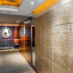 Отель Pan Pacific Xiamen спа