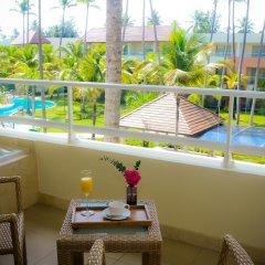 Отель Secrets Royal Beach Punta Cana Доминикана, Пунта Кана - отзывы, цены и фото номеров - забронировать отель Secrets Royal Beach Punta Cana онлайн балкон