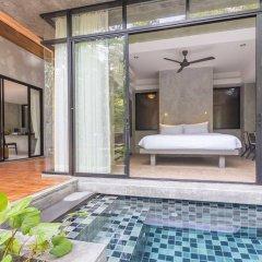 Отель Villa Thalanena Таиланд, Краби - отзывы, цены и фото номеров - забронировать отель Villa Thalanena онлайн бассейн фото 2