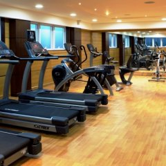 Отель Park Regis Kris Kin Дубай фитнесс-зал фото 2