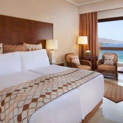 Отель InterContinental Resort Aqaba комната для гостей фото 5