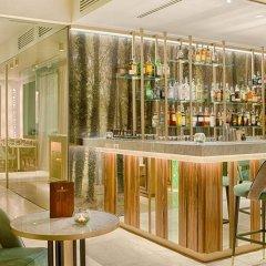 Отель NH Milano Palazzo Moscova гостиничный бар
