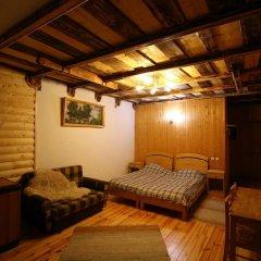 Семейный отель Горный Прутец комната для гостей фото 7