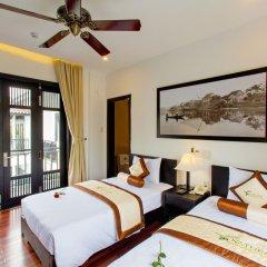 Отель M2Luxe Natural Boutique Hoian комната для гостей