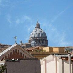 Отель Silla Италия, Рим - 2 отзыва об отеле, цены и фото номеров - забронировать отель Silla онлайн балкон