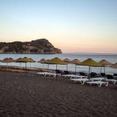 Отель Gulcan Pansiyon пляж фото 2