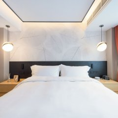 Lijia suisseplace Apart Hotel Shanghai комната для гостей фото 3