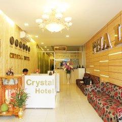Saigon Crystal Hotel интерьер отеля фото 2