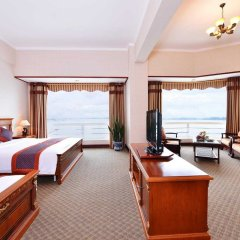 Grand Halong Hotel комната для гостей фото 2