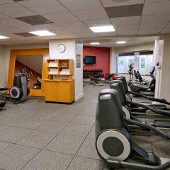 Отель Doubletree by Hilton Los Angeles Downtown США, Лос-Анджелес - 8 отзывов об отеле, цены и фото номеров - забронировать отель Doubletree by Hilton Los Angeles Downtown онлайн фитнесс-зал фото 3