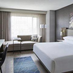 Bethesda North Marriott Hotel & Conference Center комната для гостей фото 3