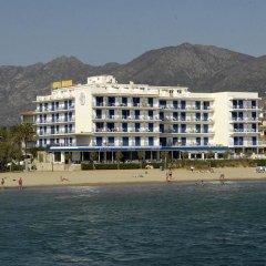 Отель Marian Platja Курорт Росес пляж