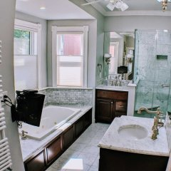 Отель 140 12th ST SE House 3 Bedrooms 2.5 Bathrooms Apts США, Вашингтон - отзывы, цены и фото номеров - забронировать отель 140 12th ST SE House 3 Bedrooms 2.5 Bathrooms Apts онлайн фото 9