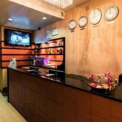 Отель Bally Suite Silom Бангкок развлечения