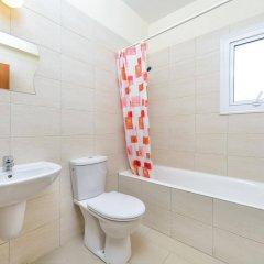 Отель Villa Atlas Кипр, Протарас - отзывы, цены и фото номеров - забронировать отель Villa Atlas онлайн ванная