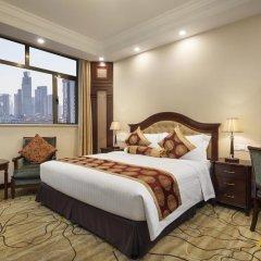 Jin Jiang Pacific Hotel Shanghai комната для гостей фото 13