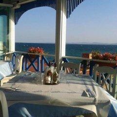 Отель Paros Болгария, Поморие - отзывы, цены и фото номеров - забронировать отель Paros онлайн питание