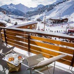Hotel Alpen Ruitor балкон