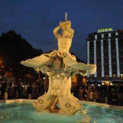Отель Sina Bernini Bristol Италия, Рим - 1 отзыв об отеле, цены и фото номеров - забронировать отель Sina Bernini Bristol онлайн бассейн