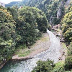 Отель New Ohruri Никко приотельная территория фото 2
