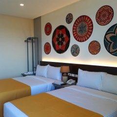 Отель Bohol Shores Филиппины, Дауис - отзывы, цены и фото номеров - забронировать отель Bohol Shores онлайн комната для гостей